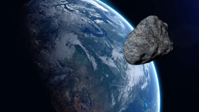 GO20 2008, астероид,
