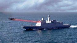 ВМС Франции испытают новую лазерную башню, которая будет убивать вражеские дроны