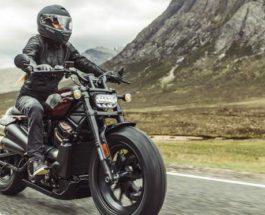 Harley-Davidson, Sportster S,