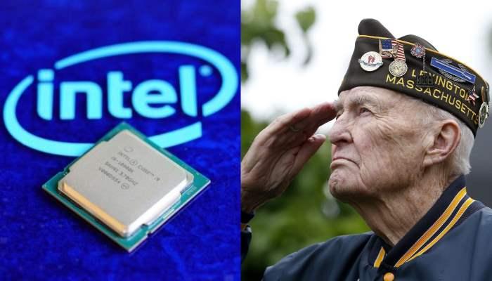 Intel, Ветераны, процессоры,