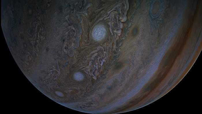 Juno, Юпитер, Ганимед,