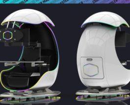 ORB X GamePod, Cooler Master, игровой модуль,