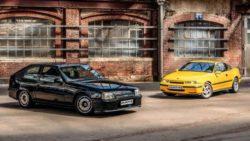 Opel Kadett с двигателем Corvette — это всего лишь проект