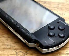 PSP, Sony,