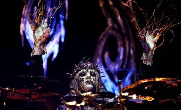 Slipknot, Джои Джордисон, барабанщик,