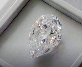 Sotheby's, бриллиант, аукцион,