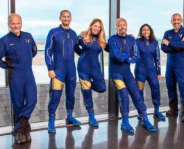 Virgin Galactic, 11 июля, полет, космос, Ричард Брэнсон,