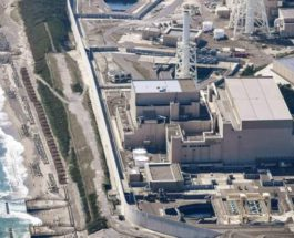 АЭС Хамаока, Япония, пожарная сигнализация,