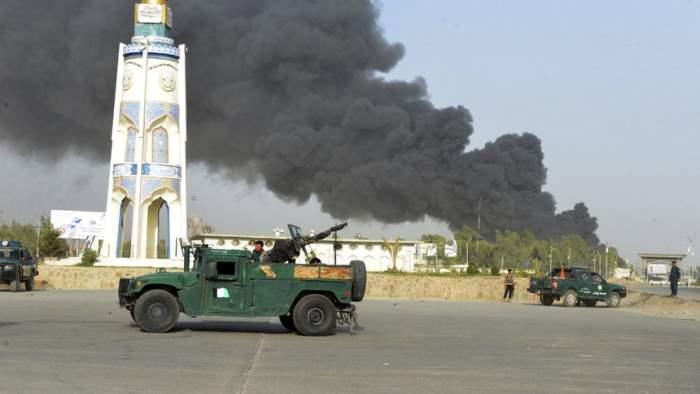 Афганистан, Кандагар, талибан,