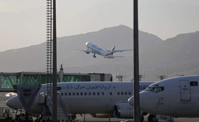 Афганистан, аэропорт,