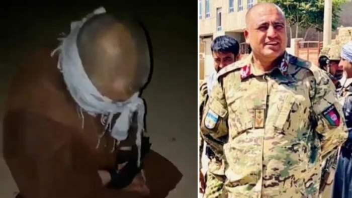 Афганистан, расстрел, начальник полиции, Хаджи Мулла Ачакай,