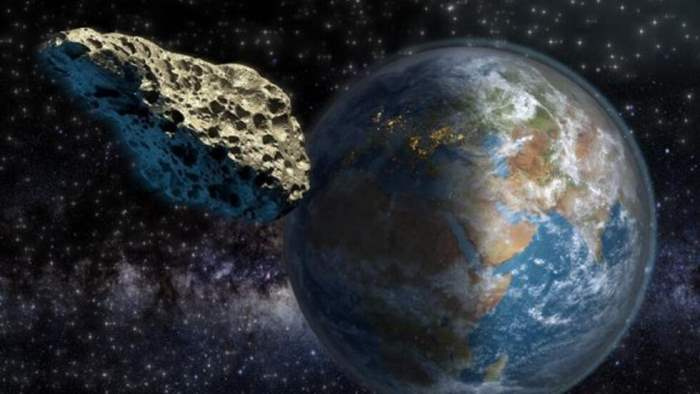 Бену, астероид, Земля,