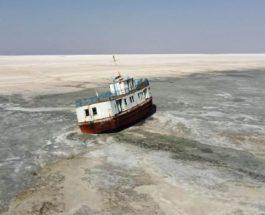 Ближний восток, вода, нехватка воды, засуха, Иордания, Урмия, Иран,