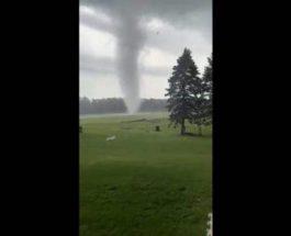 Висконсин, торнадо, смерч,