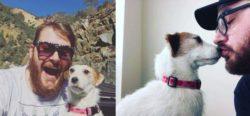 «Я везде беру с собой плюшевую дохлую собаку — она даже помогла мне завести девушку» — Митч сделал чучело из своей собаки