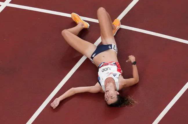 Джессика Джадд, Олимпийские игры, Токио,