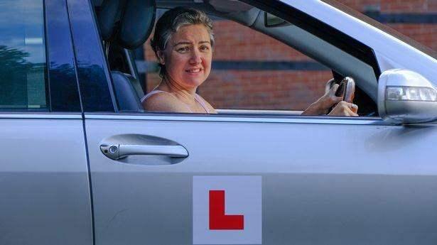 Изабель Стедман, права, вождение, Великобритания,