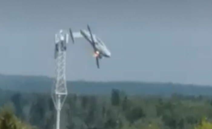 Ил-112В, Подмосковье, крушение,