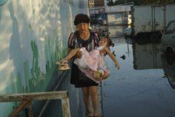 Более 300 человек погибли в результате наводнения в Китае