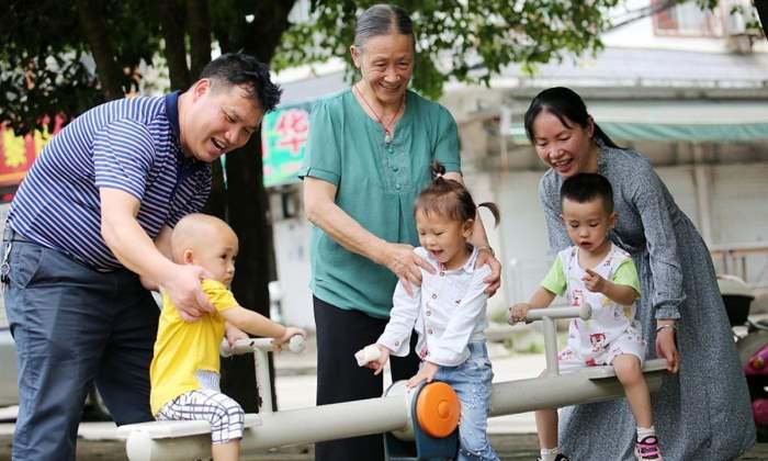 Китай, третий ребенок, население, рождаемость,