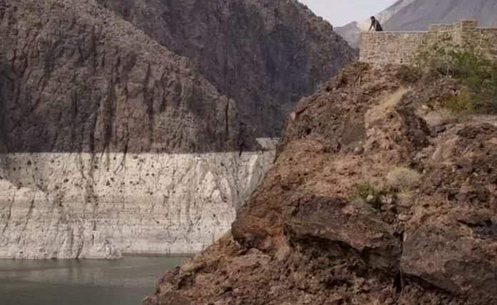 Колорадо, засуха, Аризона, Невада, озеро Мид,
