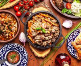 Кухня, Узбекская кухня,