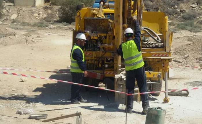Лабораторные испытания грунтов, проверка бетонной смеси, геологические изыскания,