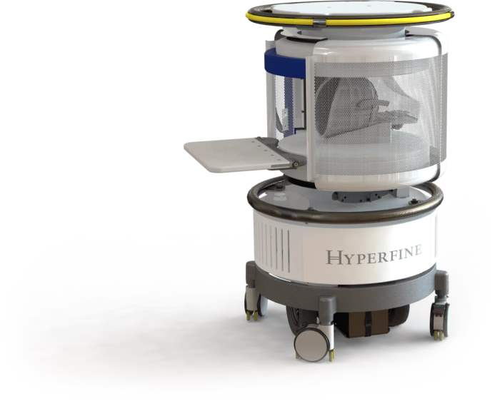 МРТ, Portable Point-of-Care MRI system, Hyperfine,
