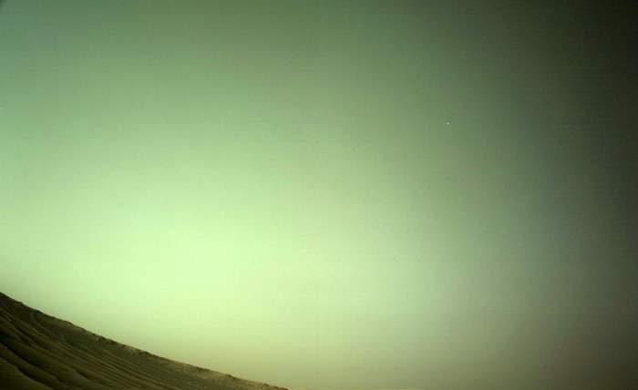 Марс, Персеверанс, Деймос,
