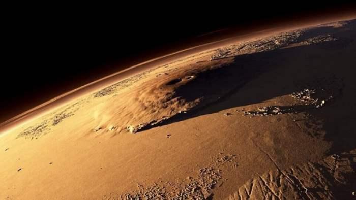 Марс, недра,