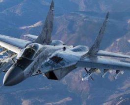 МиГ-29, крушение,