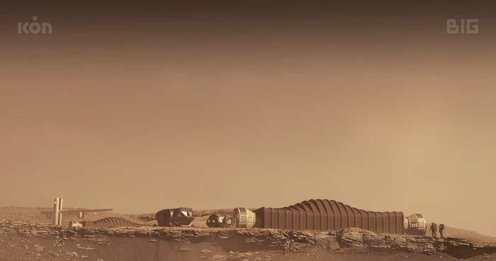 НАСА, Марс,