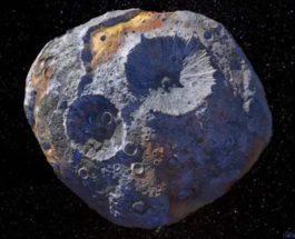 НАСА, астероид, М-тип, металлы, стоимость,