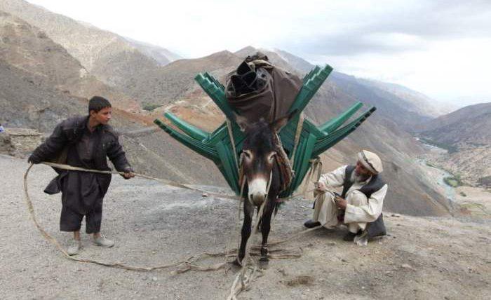 Панджшер, Афганистан,