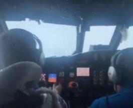 Пилоты, ураган, Ида,