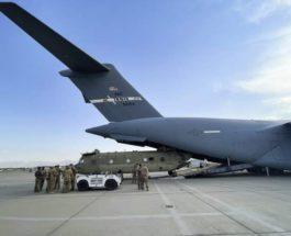США, Афганистан, самолет,