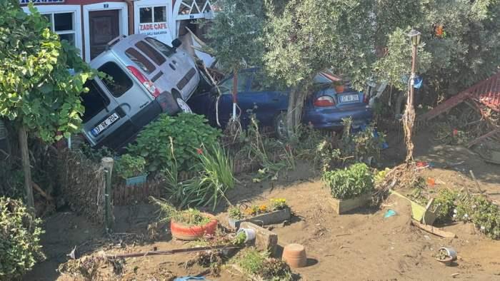 Турция, наводнения,