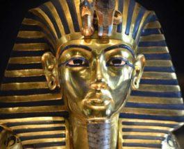 Тутанхамон, маска Тутанхамона, Древний Египет,