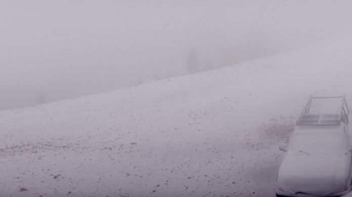 Юта, снег, наводнения,
