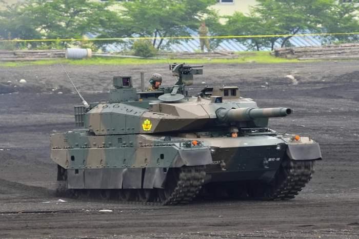 Япония, армия,