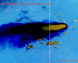 Япония, подводный вулкан, извержение, Фукутоку-Оканоба,