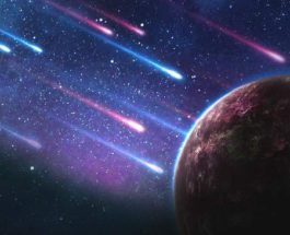 астероид, метеорит, метеор, комета,