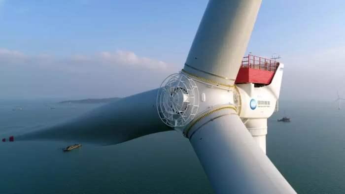 ветряная турбина, Китай,