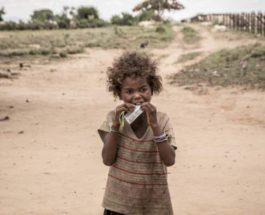 голод, Мадагаскар,