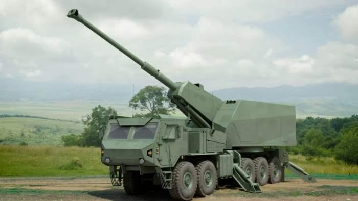 израиль артиллерия