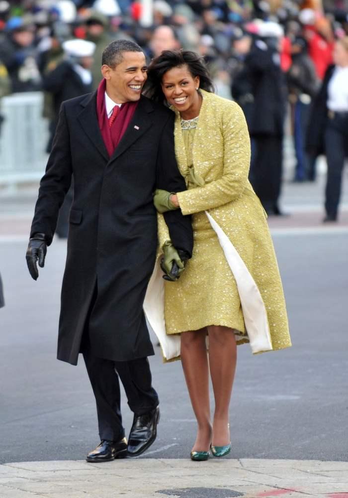 Мишель Обама 183 см