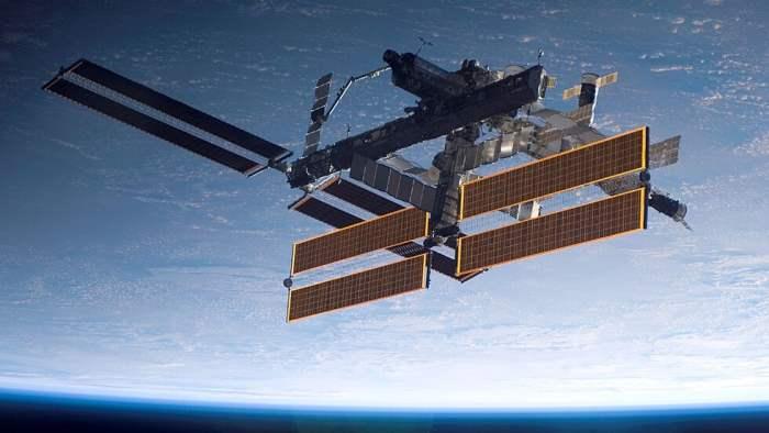 МКС, орбита, коррекция орбиты,