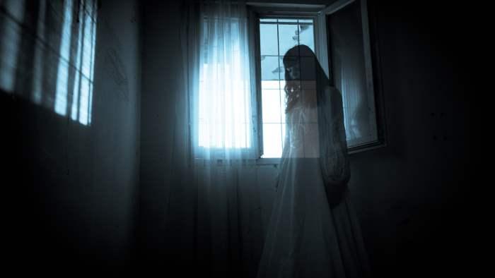 призраки, привидения,