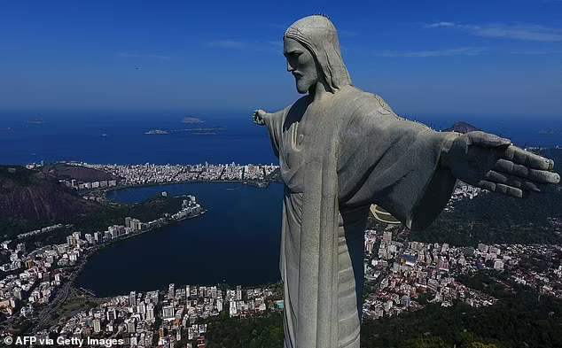 статуя Христа, Рио де Жанейро,