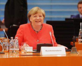 Меркель, пенсия,
